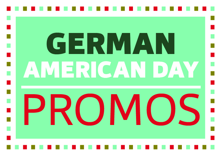 German day web slider