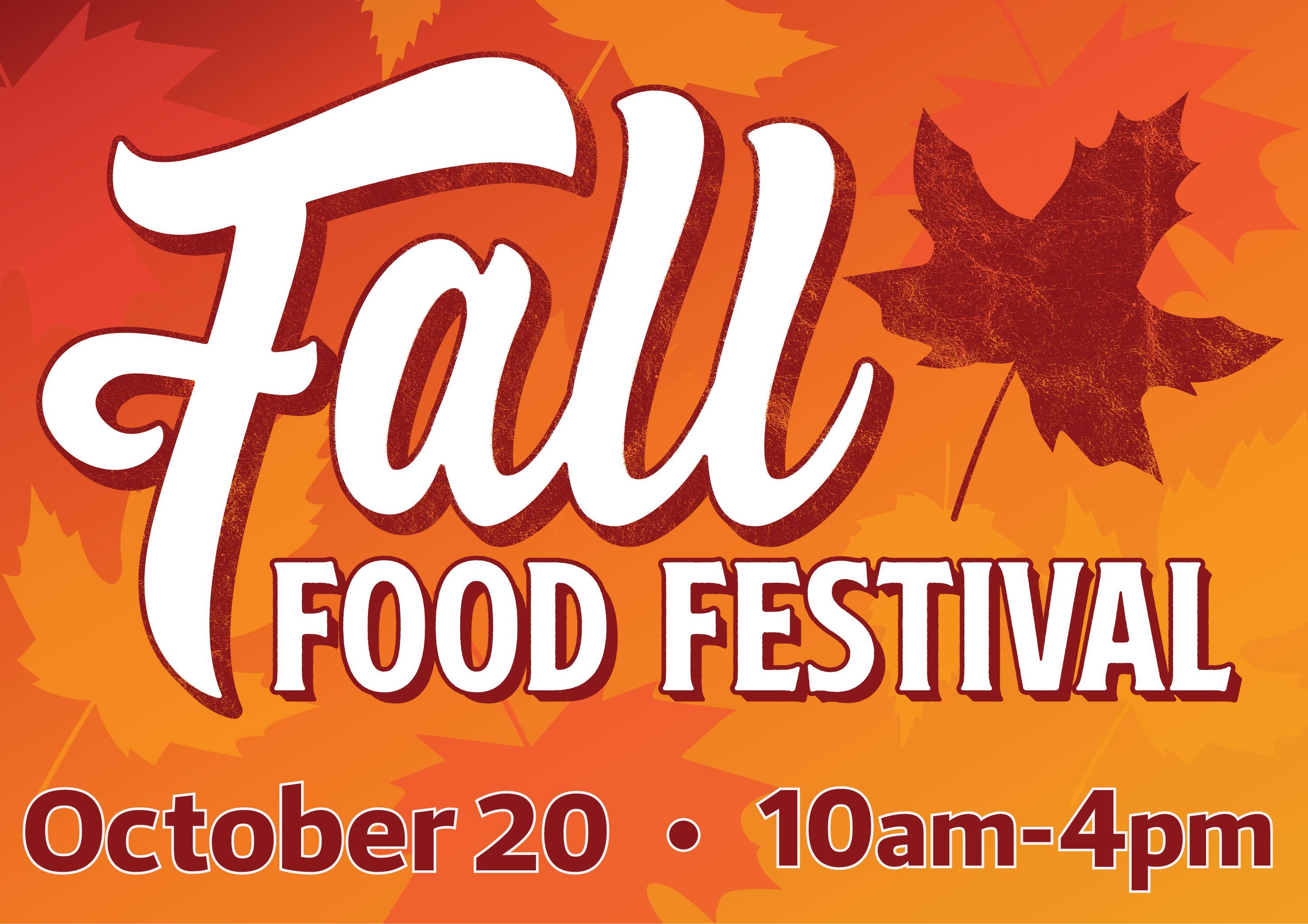 Fall food fest webslider 01