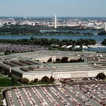 Thumb the pentagon us department of defense building