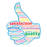Thumb creating value and driving customer satisfaction